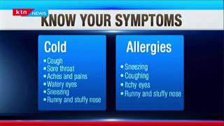 COVID-19: Know Your Symptoms