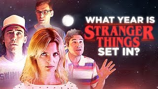 """What Year is """"Stranger Things"""" Set in?"""