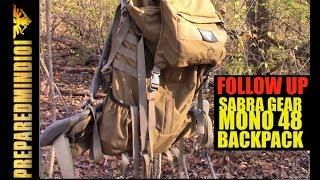 Follow Up: Sabra-gear Mono 48 Pack - Preparedmind101