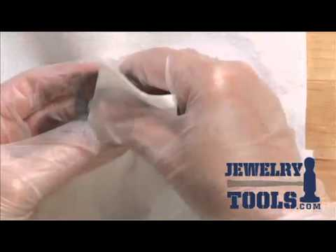 Pearl Polish Pad - Jewelry Tools
