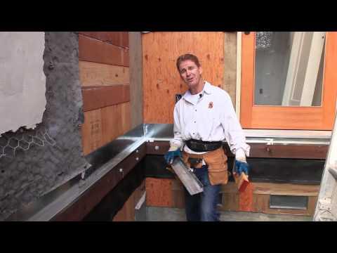 deck ledger board installation