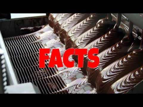 FACTS BOUT CHOCOLATE