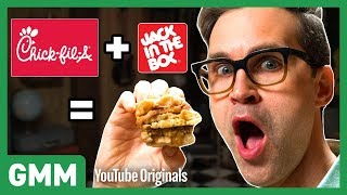 Ultimate Fast Food Combination Taste Test