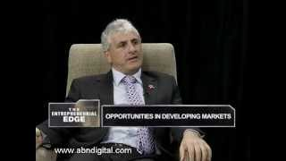 Stephen Saad - Chief Executive of the Aspen Group - Part 1