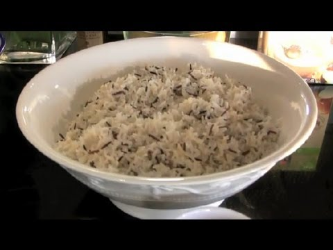 How to Add Flavor to Your Rice & Season Your Rice Recipes : Rice Recipes