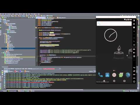 Quick Android: How to make an internet media player (radio, mp3, streams)  #4