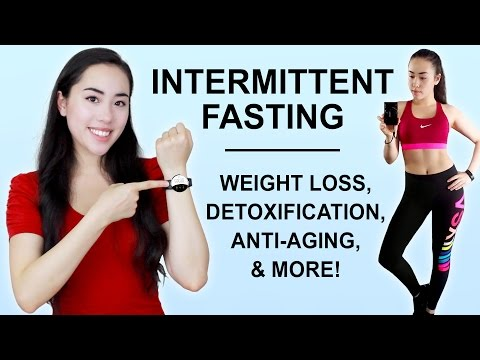 ⚡️ How to Do INTERMITTENT FASTING for FAST WEIGHT LOSS! ⚡️