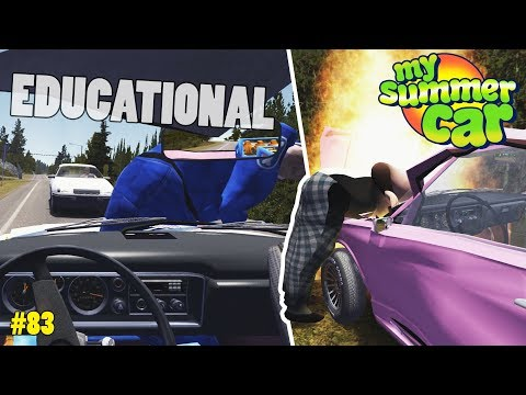 How to Drive a Car | My Summer Car