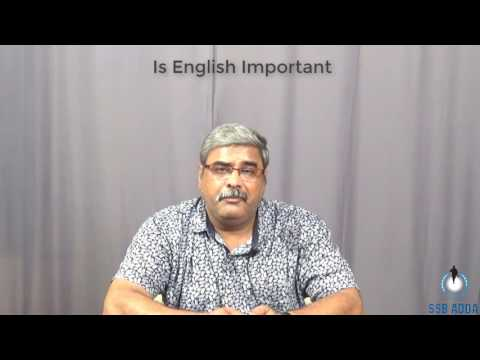Is English Important