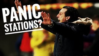 Episode #71 Panic Stations | What Is Going On | Arsenal Football Club