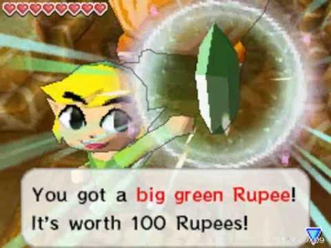 The Legend of Zelda Phantom Hourglass Walkthrough -Goro-Link & Gongoron- Part 26