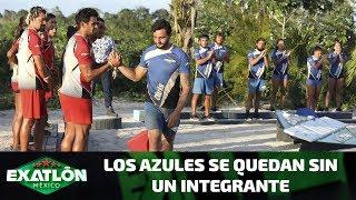 ¡Chris Mireles queda eliminado del Exatlón! | Episodio 109 | Exatlón México