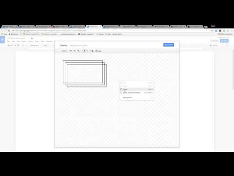 How to Create Graphic Organizers in Google Docs
