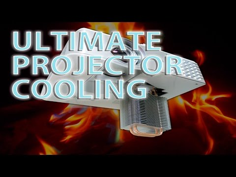 How to Cool your Projector (Benq W1070 & 1080ST)