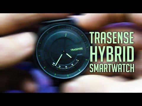 Review: Trasense Hybrid Smart Watch
