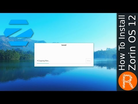 How To Install Zorin OS 12