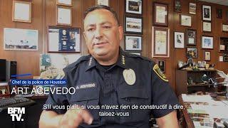 États-Unis: le chef de la police de Houston demande à Donald Trump de se taire