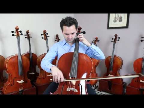 Product Review: Larsen Magnacore G & C Cello Strings