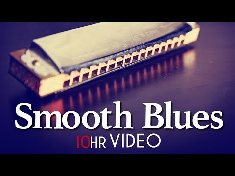 Dr SaxLove's Smooth Blue 10 Hour Video - Instrumental Music for Work, Study, and Relaxation