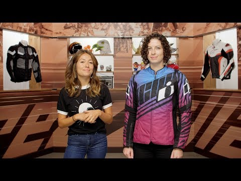 ICON Overlord SB2 CE Wild Child Womens Jacket Review