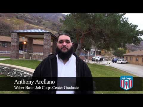 Job Corps Voices - Anthony and Exceeding Expectations - Career Training and Education Program