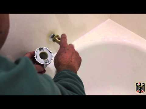 How to Fix a Leaking Delta Bathtub Faucet