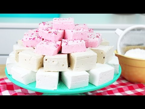 How to Make Homemade Marshmallows!