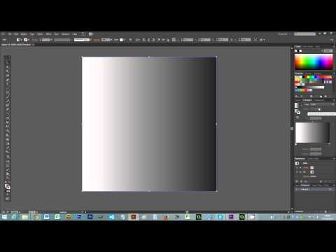 Using Illustrator to create a lighting overlay for dark rooms