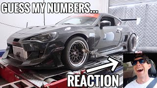Turbo BRZ Dyno Results + First impressions!