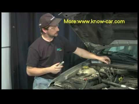 Auto repair videos: Clean Battery Leakage