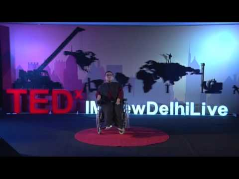 MAKING INDIA A MORE ACCESSIBLE PLACE FOR THE DISABLED | Nipun Malhotra | TEDxIMINewDelhiLive