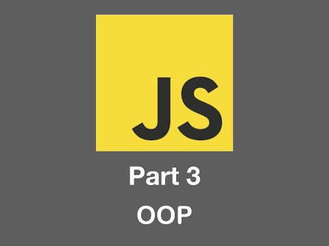 JavaScript - What is OOP - Object Oriented Programming - Lesson 3