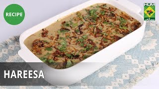 Hareesa Recipe | Mehboob's Kitchen | Mehboob Khan | Desi Food