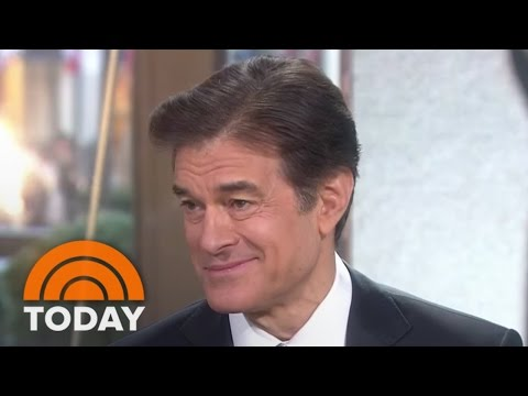 Dr. Oz Teaches Testicular Cancer Self-Check At Home In 3 Easy Steps | TODAY