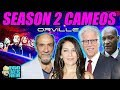 The Orville Season 2 Cameos Ted Danson TALKING THE ORVILLE