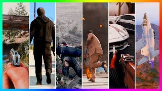 6 REASONS WHY GRAND THEFT AUTO 5 IS STILL AMAZING EVEN AFTER FOUR YEARS! (GTA 5)