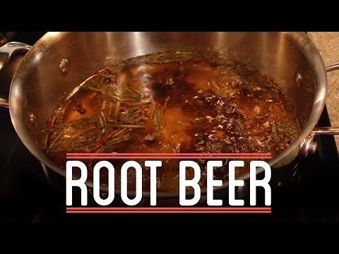 Root Beer | How to Make Everything: Root Beer Float (6/7)