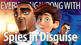 Everything Wrong With Spies in Disguise In 17 Minutes Or Less