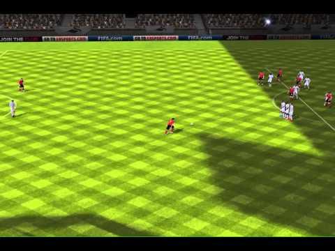 FIFA 13 iPhone/iPad - Swansea City vs. Cardiff City