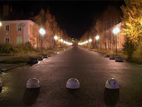 SONY DSR-PD170 Night streets