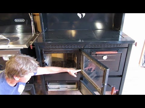 Obadiah's: The Heco 520 Cookstove - Overview