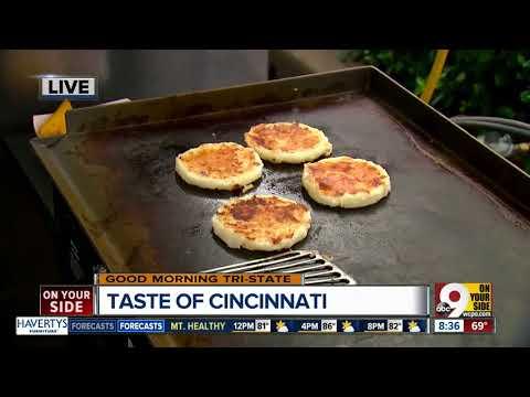 Businesses see big benefit from Taste of Cincinnati