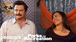 Ron Swanson Gives Ann Something Special - Parks and Recreation