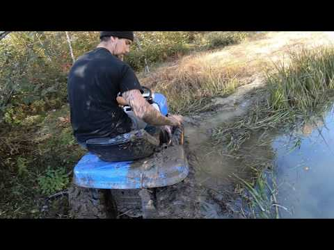 Mud Time in the Deep End with Mud Wizard