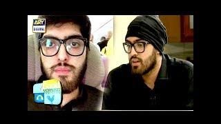 Baber Junaid Jamshed Apni Zimadari Ke Bare Main Batate Hue