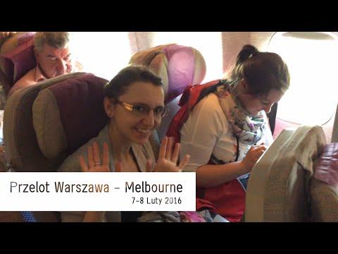 Flight to Australia 2016