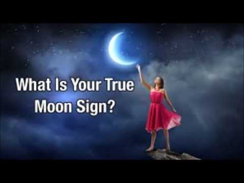 What is your Rising Sign and Moon Sign?