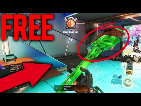 UNLOCK DLC WEAPONS FOR FREE...!