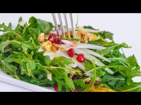 Katie Lee's Arugula Salad