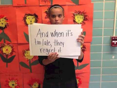 See Share Stop St. Pius Anti Bullying Video